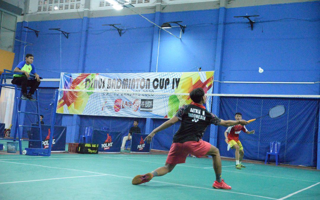 Pengumuman Badminton CUP IV – Dinusfest 2020